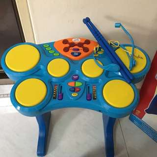 Electronic Drum Kit- Bruin Preschool