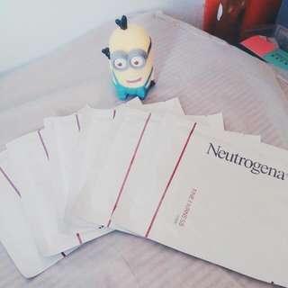 (保留)露得清 Neutrogena 細白修護面膜 單片