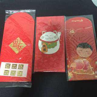 Red Packets for CNY
