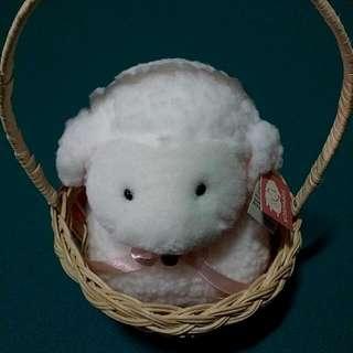 菓風小舖羊娃娃