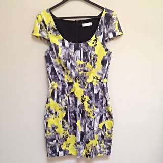 Talulah Bodycon Dress Size S