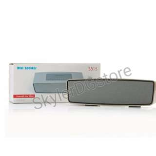 S815 Bluetooth AUX SD card Radio speaker (In stock)