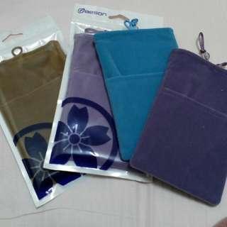 行動硬碟絨布收納包/收納套/保護套/保護包