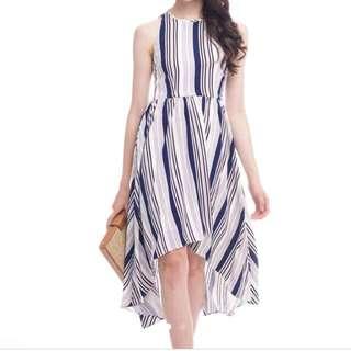 Brand New Bnwt The Closet Lover Bondi Navy Dress