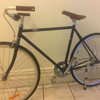 Practically New Fixed Gear Bike