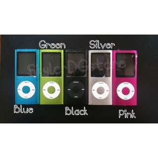 MP3/4 player slim with Repeat, Shuffle mode and LED screen *defected (In Stocks)
