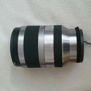 Sony 18-200mm Zoom E Mount For APS-C Nex