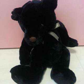 Black Teddy Bear From Blessings & Co