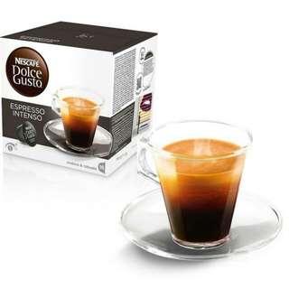 每盒特價230元~雀巢膠囊咖啡~279口味任選6盒免運