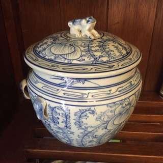 Ceramic Chinese Pot