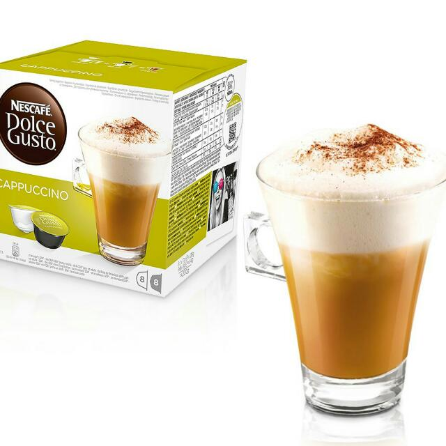 每盒特價190元~雀巢膠囊咖啡~239口味任6盒免運