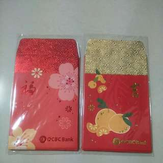 Red Packet From OCBC