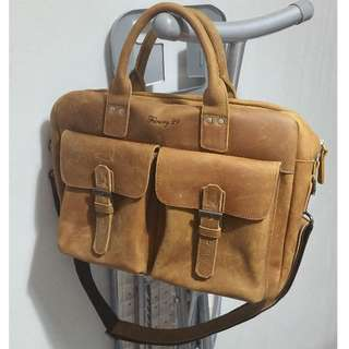 Feb 29 Leather Bag