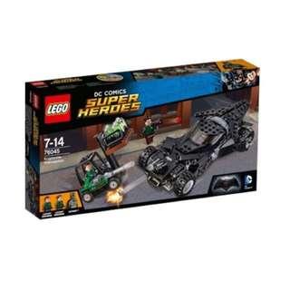 Lego 76045 Super Heroes 76045    Kryptanite Interception