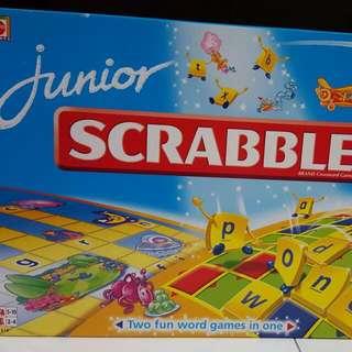 Juniors Scrabble