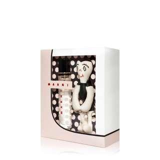 義大利時裝品牌MARNI 香氛與玩偶迷你禮盒