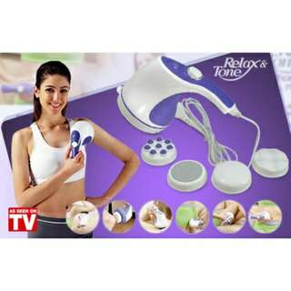 Relax & Tone Massager As Seen On Tv