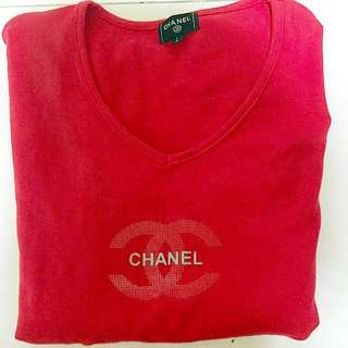 Channel Long Sleeved Top