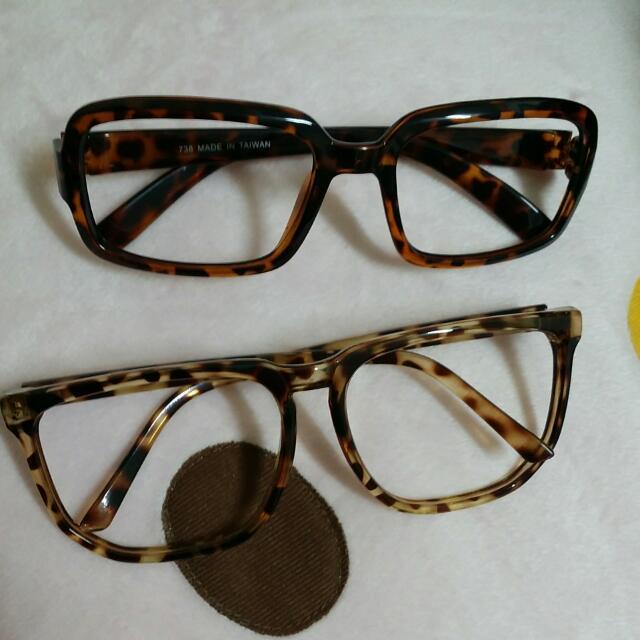 全新🔆無鏡片眼鏡