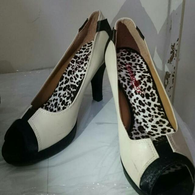 露趾高跟鞋 23.5cm