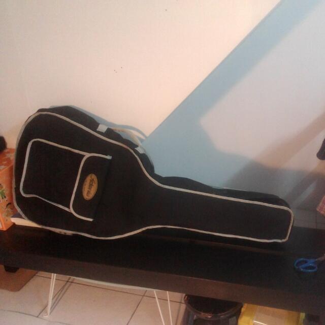 (待面交) (二手) 木吉他背袋