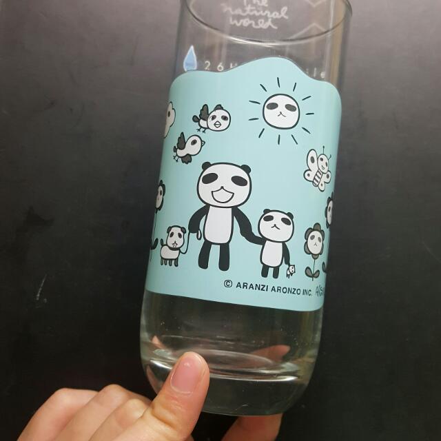 全家集點 阿朗基變色玻璃杯