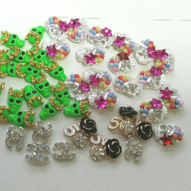 鑽飾 貼鑽 7號:44顆300 光療 材料 換物
