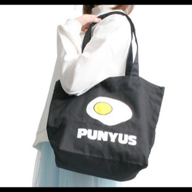 全新 PUNIUS 袋子-黑