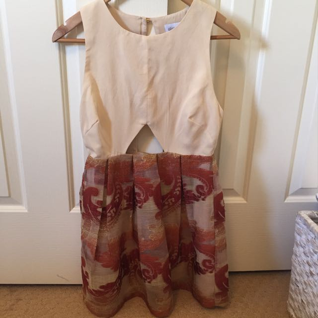 ALICE MCCALL DRESS SIZE 8