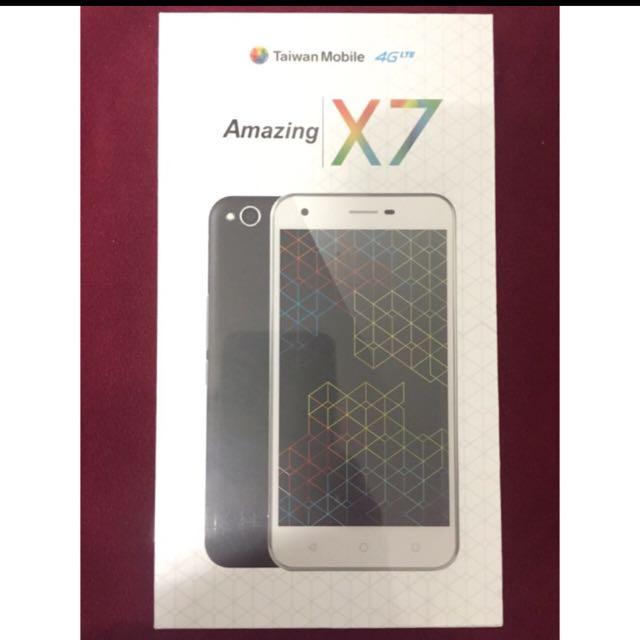 Amazing X7