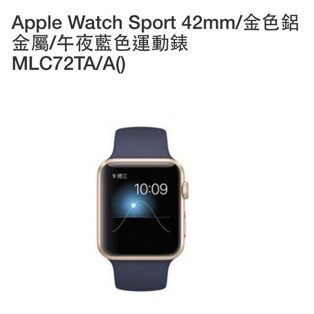 Apple Watch 蘋果手錶 42mm