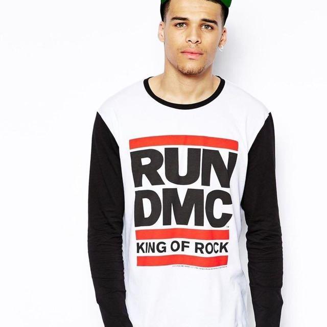 👕英國ASOS RUN DMC T-shirt
