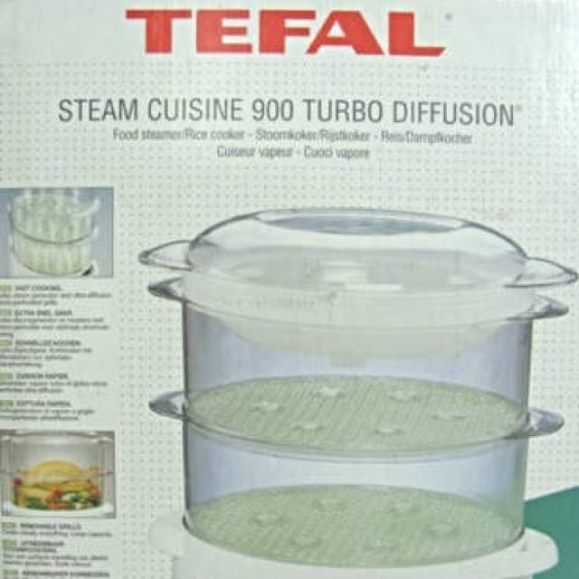 [TEFAL] Premium Steam and Light Steamer (900W) - VC3008