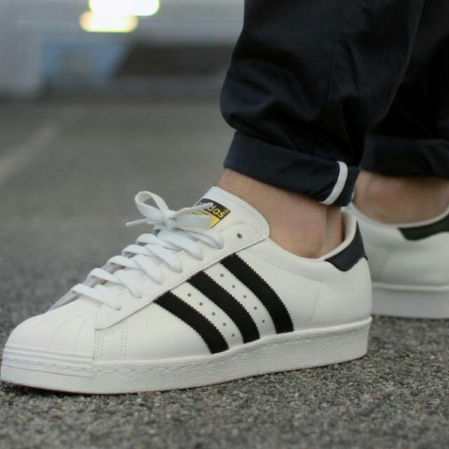 super popular 3e267 289db AUTHENTIC, BRAND NEW Adidas Superstar 80s Vintage Mens ...