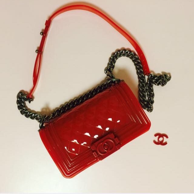 Chanelfun Toyboy 果凍包