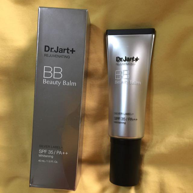 (降價+含運)Dr.jart 銀色BB霜 第三代40ml