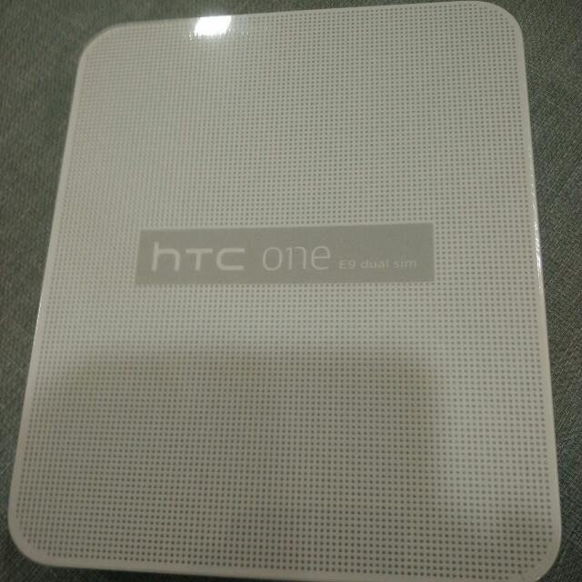 HTC one E9 4G 雙卡 雙待 全新未拆 含運
