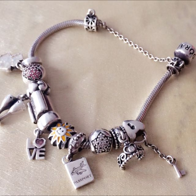 06a8b0886 Pandora Bracelet For Sell Or Trade In, Women's Fashion on Carousell