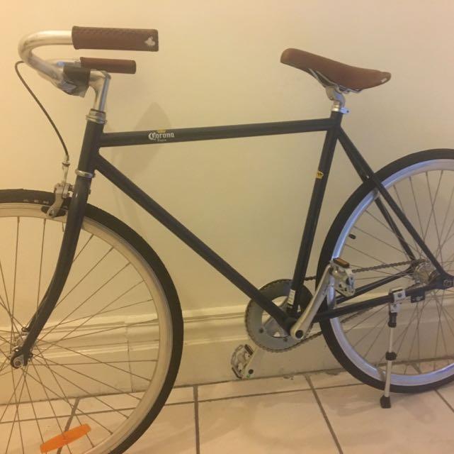 Practically New Fixed Gear Bike