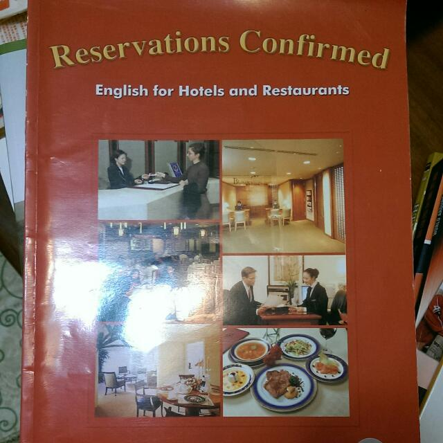 Reservations Confirmed