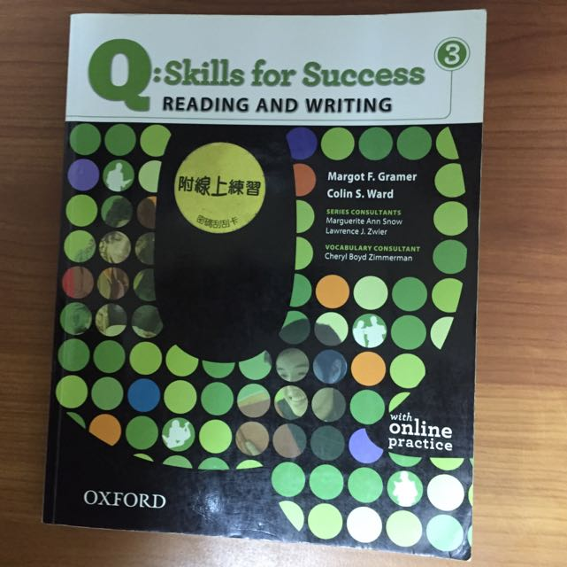 Skills for Success 3