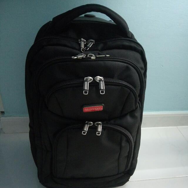 5d0f44ad1ca Slazenger Trolley BAG, Men's Fashion on Carousell