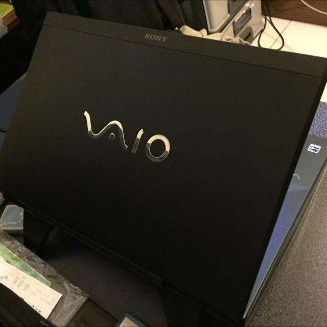 Sony Vaio I5四核心筆電 13.3吋 有光碟機 無電池 只要8000