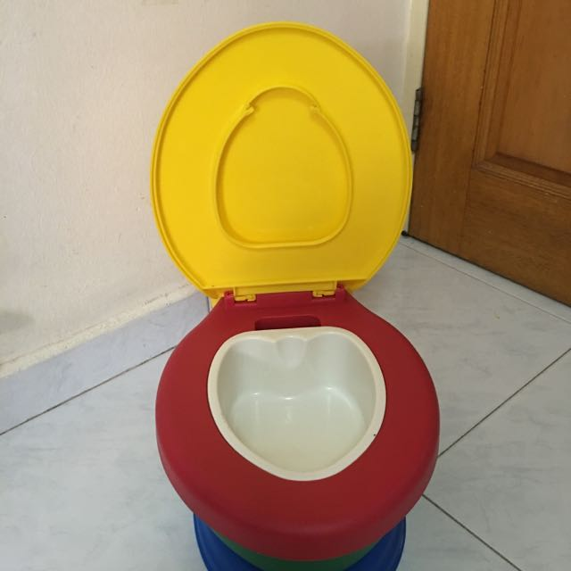Training Potty
