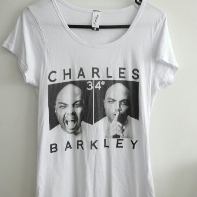 Uncle Reco Charles Barkley Shirt - Sz S