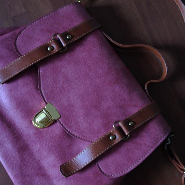 Vintage Sling Bag