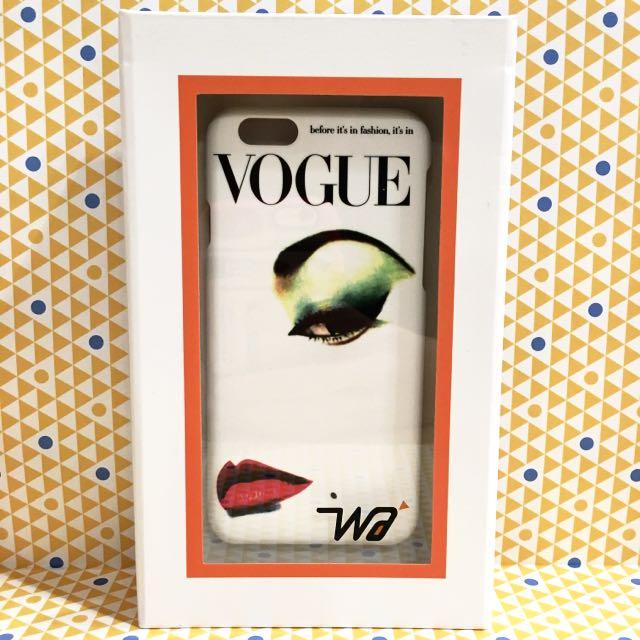 Vogue x WaKase 2015十月號 絕版限量手機殼 保護殼 iPhone 6/6s