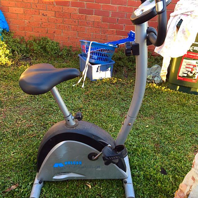 Vulcan Fitness Bike