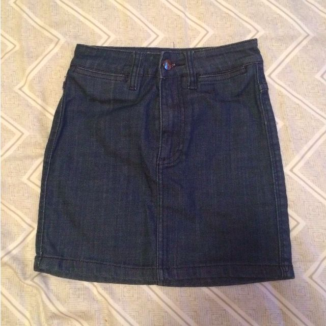 Wrangler Denim Skirt
