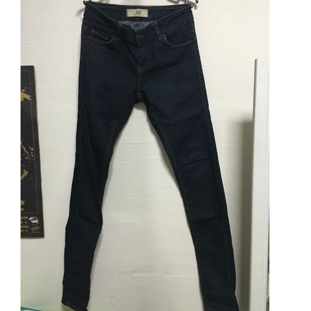 Zara Denim pants